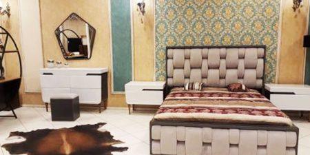 تخت خواب دو نفره سیلا | مشخصات ، قیمت و خرید انواع سرویس خواب | فروشگاه اینترنتی ماکا چوب