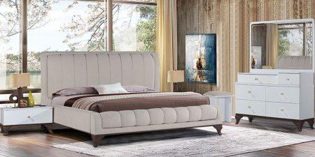 سرویس خواب بزرگسال آرتمیس | قیمت و خرید انواع تخت خواب| فروشگاه ماکا چوب در کرج | تختخواب
