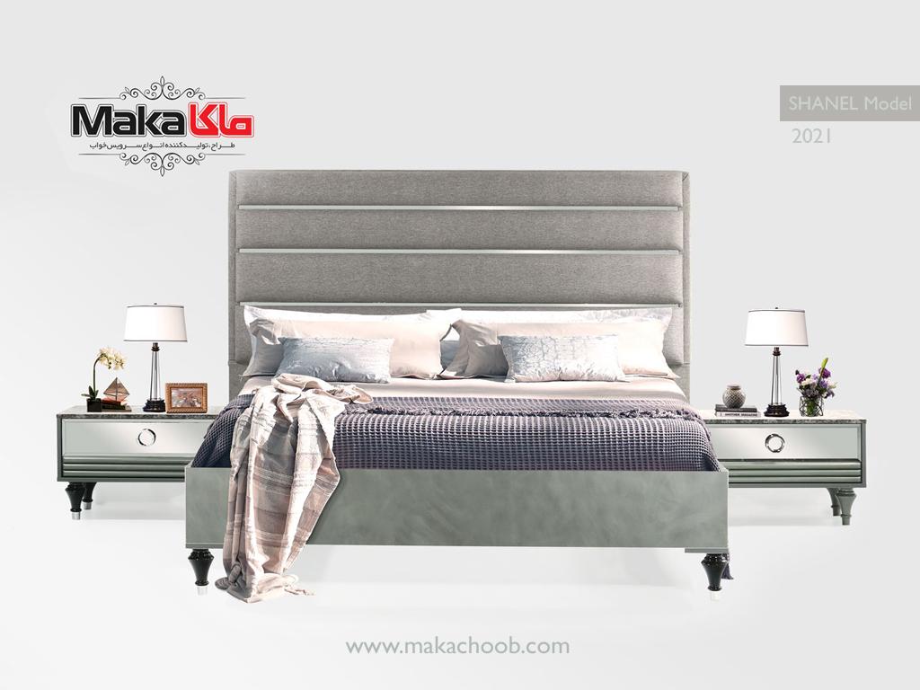 سرویس خواب دو نفره | قیمت و خرید انواع تخت خواب| فروشگاه اینترنتی ماکا چوب در کرج
