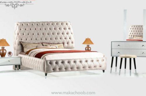سرویس خواب عروس | فروشگاه اینترنتی سرویس چوبی و تخت خواب ماکاچوب