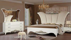 سرویس خواب جهیزیه عروس | فروشگاه اینترنتی سرویس خواب و تخت خواب چوبی دو نفره ماکاچوب